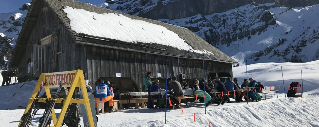 Skiclub Haldi
