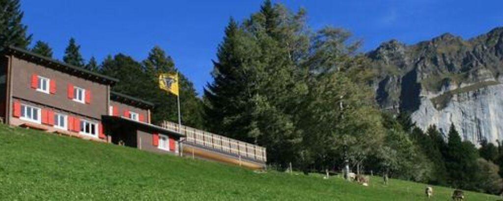 Berg- und Skihaus Oberfeld!