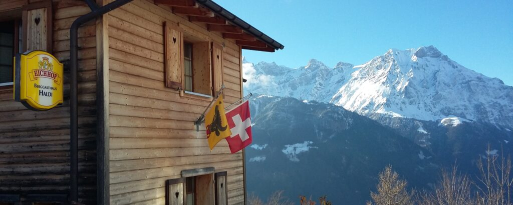 Berggasthaus Haldi
